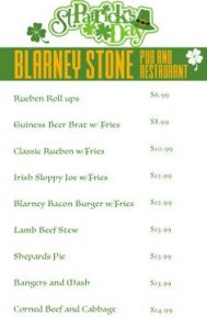 St Patricks Day 2018 Seattle Best Irish Bar Blarney Stone Pub Seattle