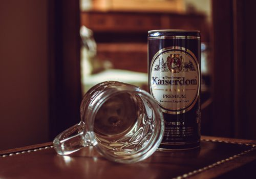 Beer drinkers all over the world today know that a bottle or can of beer, on which 'Kaiserdom' stands, contains high-quality, tasty beer